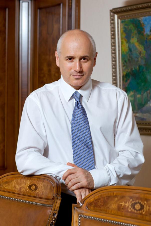Александр Григорьев, генеральный директор ОСАО «Ингосстрах». Бизнес-портрет, фотограф Лена Волкова